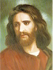 Christ Card - Color - Small
