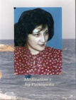 Meditationen –Symbol des Lebens von Panayiota CD 18