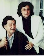 Photograph of Panayiota and Daskalos